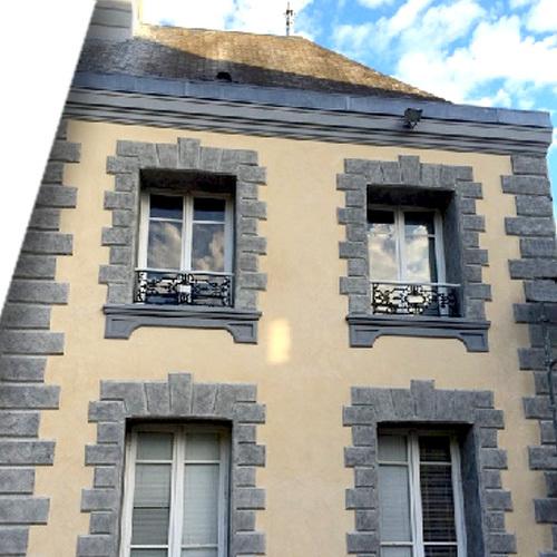 Maisons d 39 histoire isolation - Credit impot isolation exterieur ...